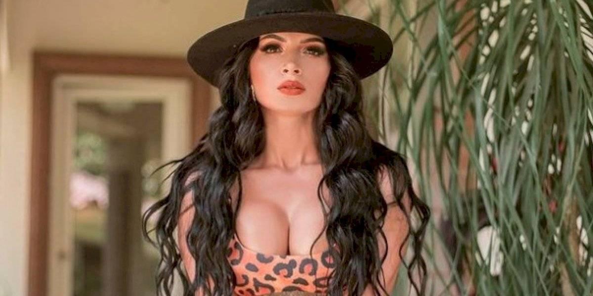"""Estas fueron las controversias de Kimberly Flores en """"La casa de los famosos"""""""