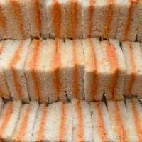 Sándwichitos de mezcla boricua son virales en Tik Tok
