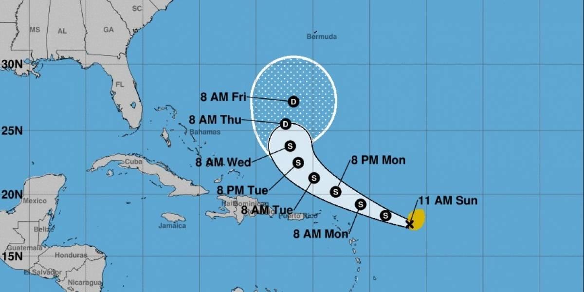 Pronostican lluvias en Puerto Rico por la tormenta Peter