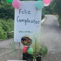 Celebran cumpleaños número 4 de un hoyo en Orocovis