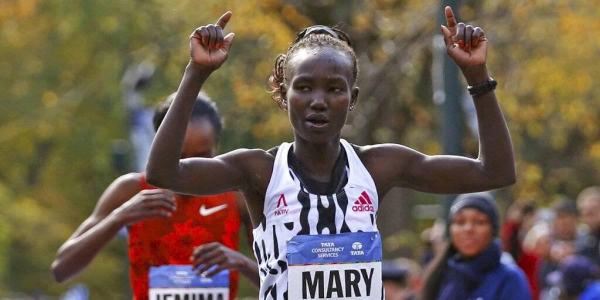 Récord mundial de carreras femeninas: Se retira Mary Keitany