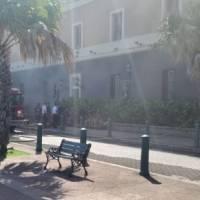 Bajo control el fuego reportado en el Cuartel Ballajá