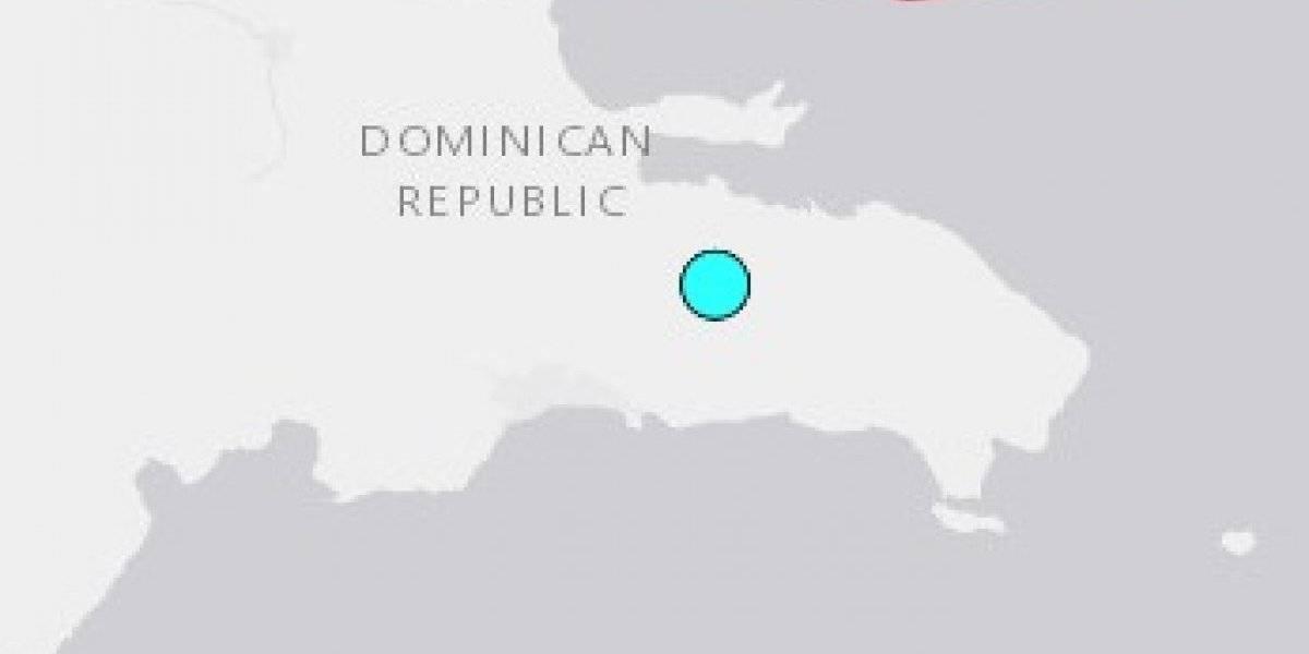 Reportan temblor de magnitud 4.5 en República Dominicana