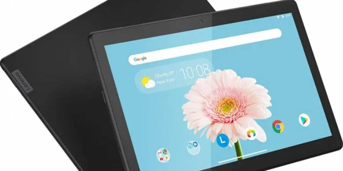 Educación asegura que si reportan como robada una tableta, la pueden recuperar