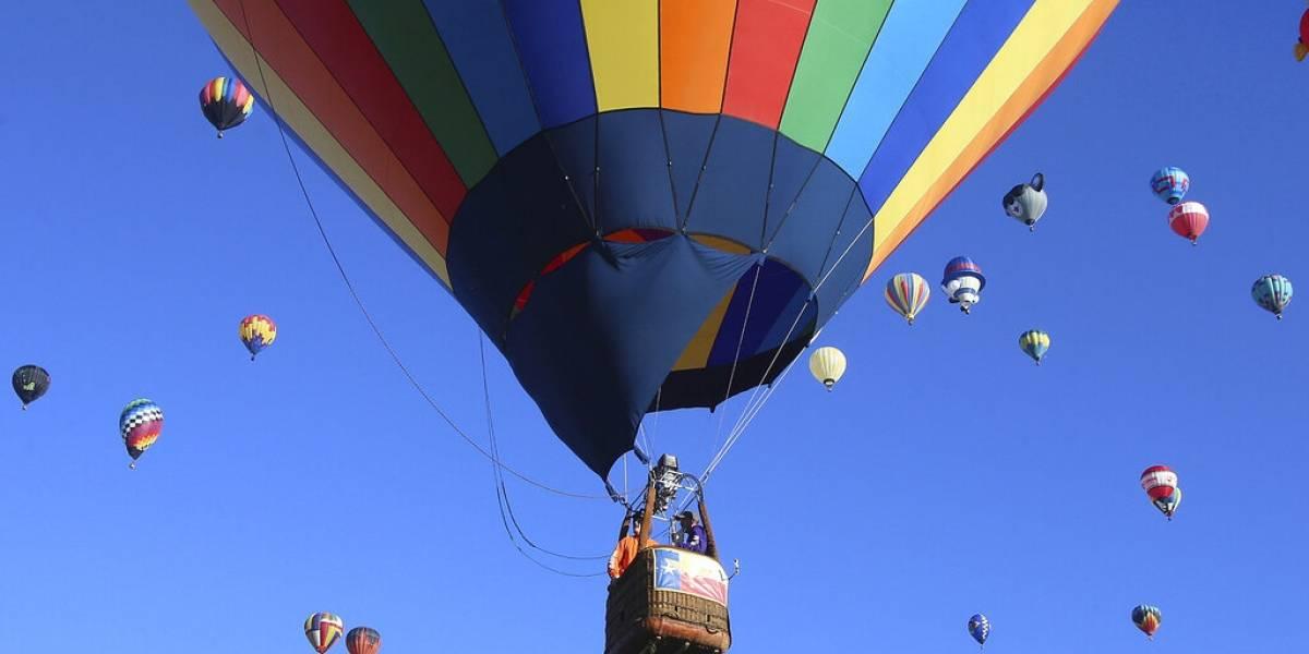 Regresa festival de globos aerostáticos en Albuquerque