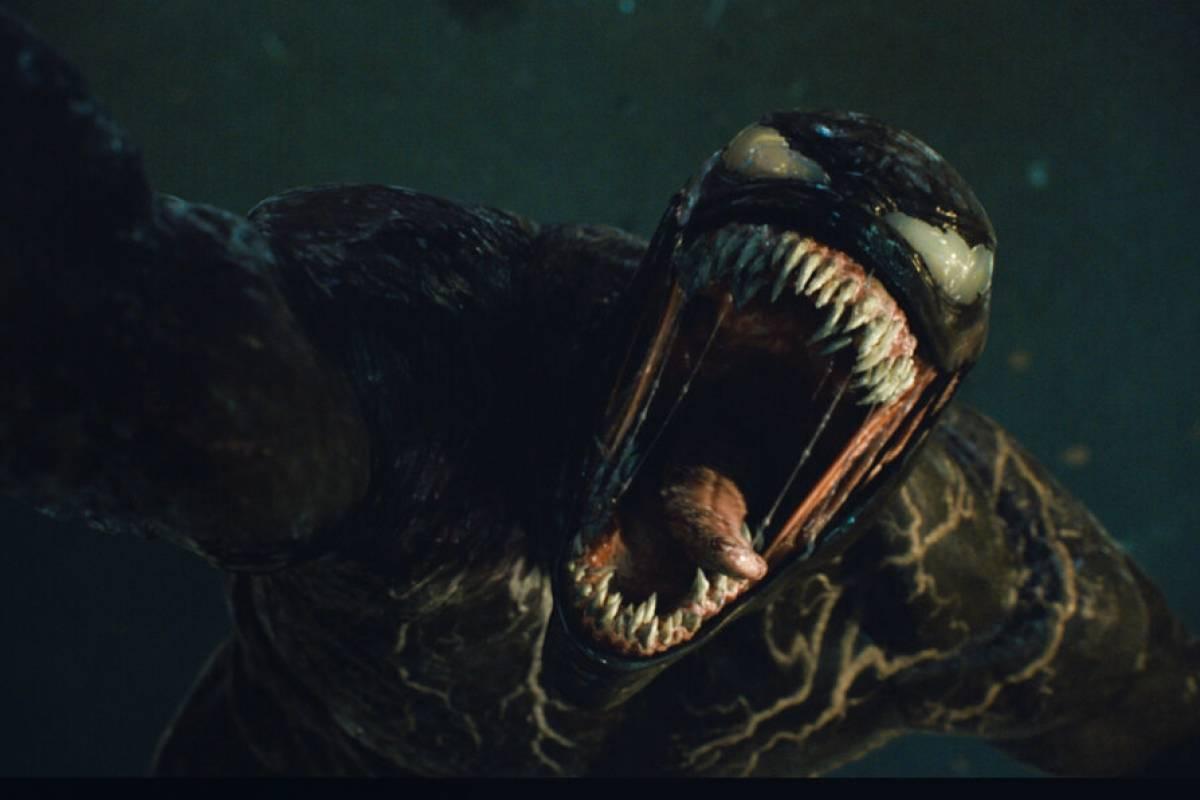 'Venom' lidera la taquilla y alcanza niveles prepandemia