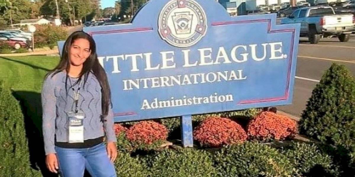 Little League Puerto Rico con mujer al mando por primera vez