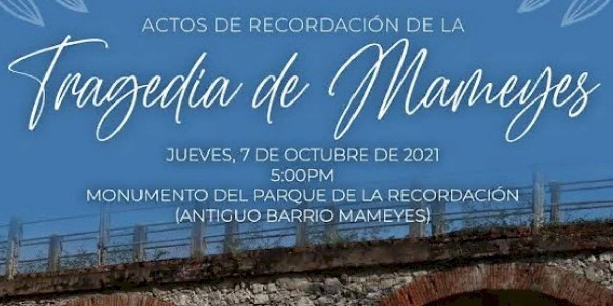 Ponce recuerda las víctimas de la tragedia del Cerro Mameyes