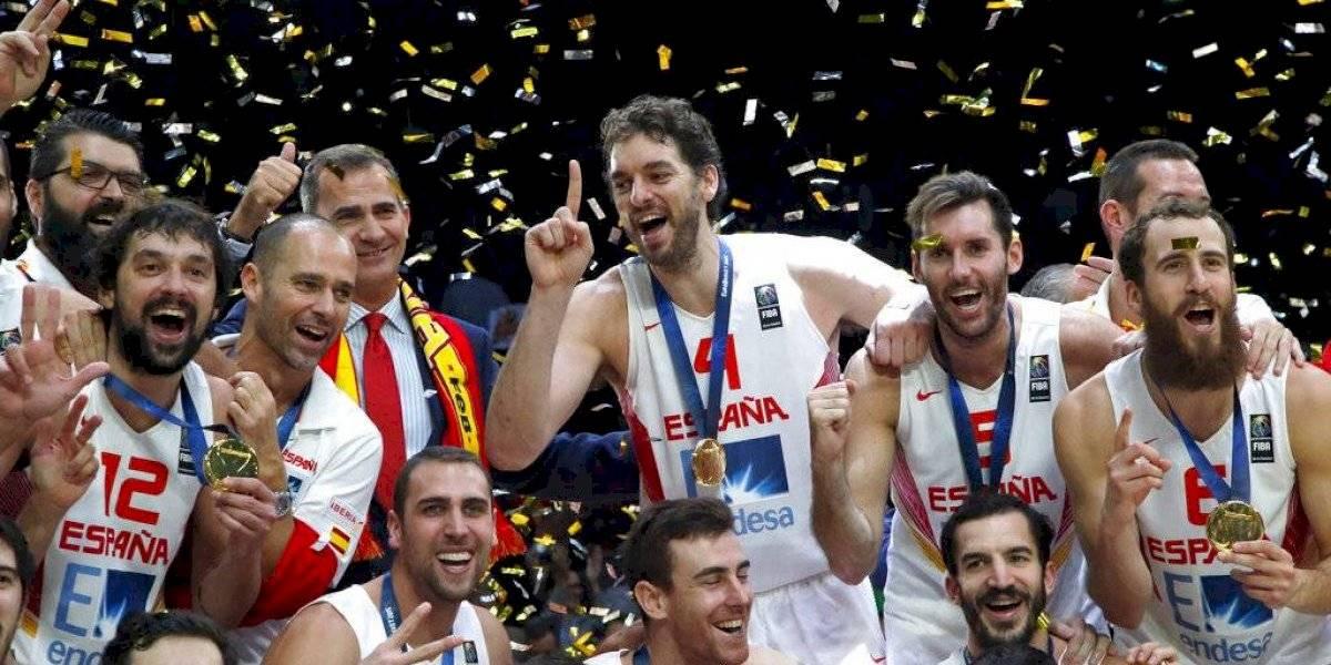 Pau Gasol anuncia su retiro tras dos títulos de NBA y un campeonato mundial con España
