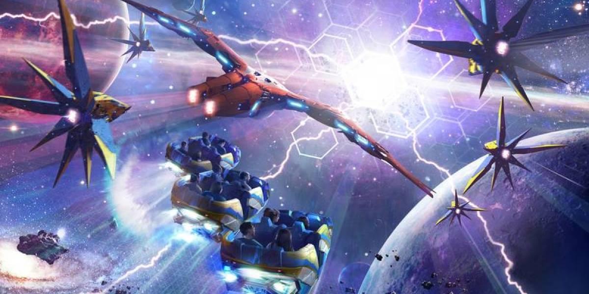 Así será Guardians of the Galaxy: Cosmic Rewind