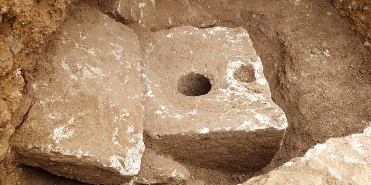 Hallan inodoro de hace más de 2.700 años en Jerusalén