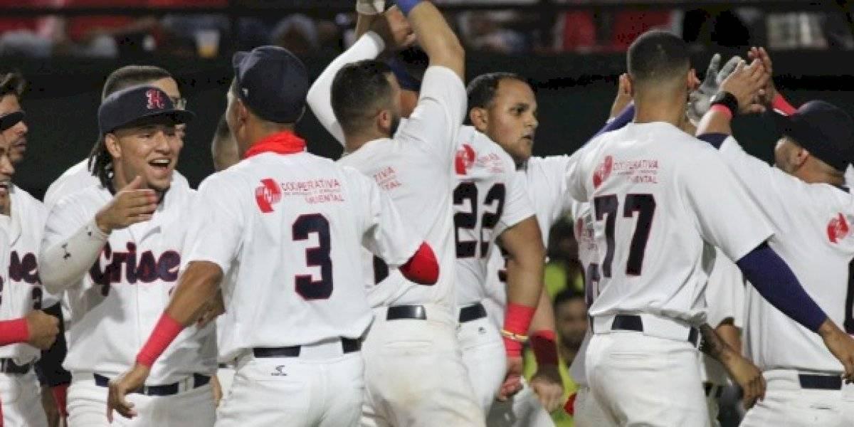 Grises de Humacao clasifican a la semifinal de la Doble A