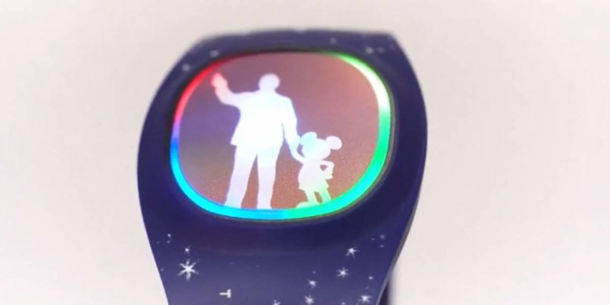 Nueva tecnología en Disney World
