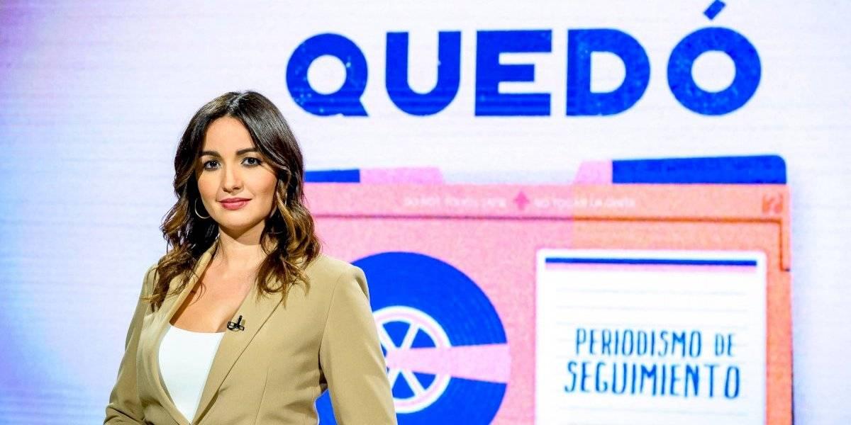 """Mañana estrena programa especial """"En Qué Quedó"""" con Valeria Collazo"""