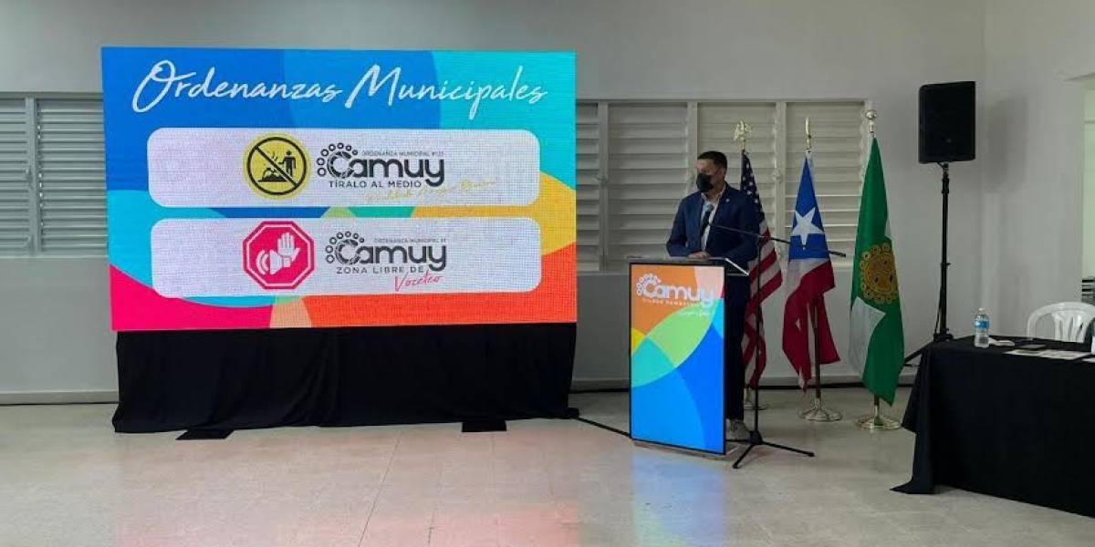 Camuy presenta campaña educativa para evitar el voceteo