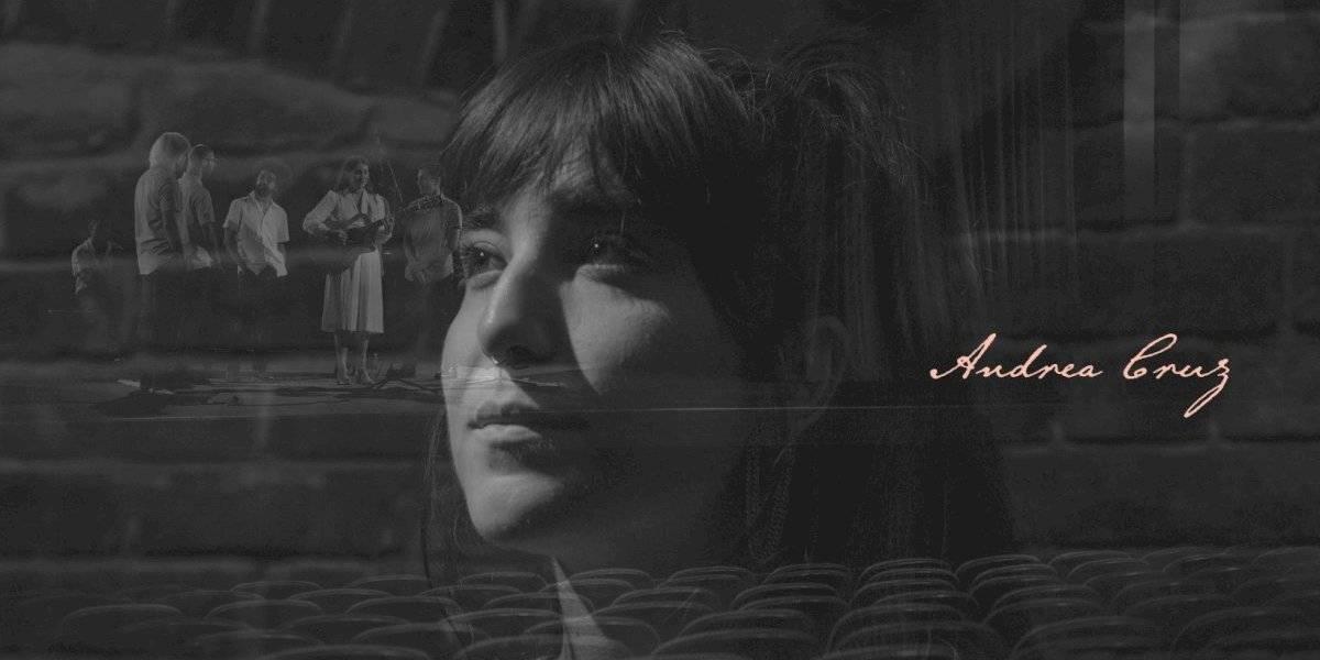 Andrea Cruz celebrará su concierto más grande en el Teatro Tapia