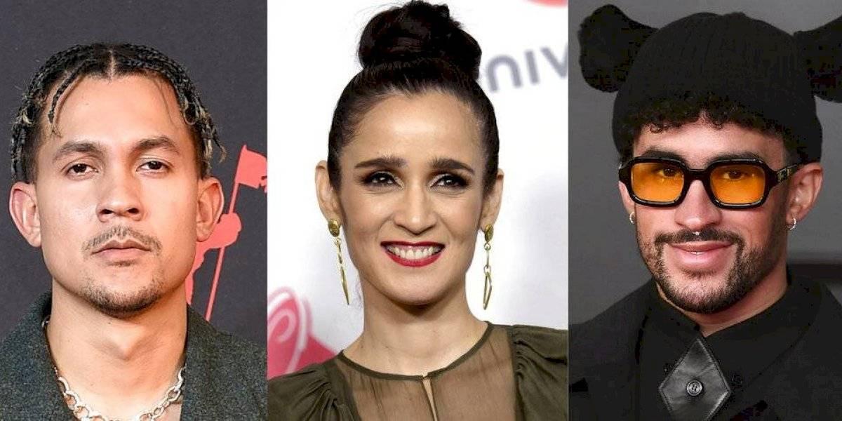 Tainy celebra madurez del reggaetón con Julieta Venegas y Bad Bunny