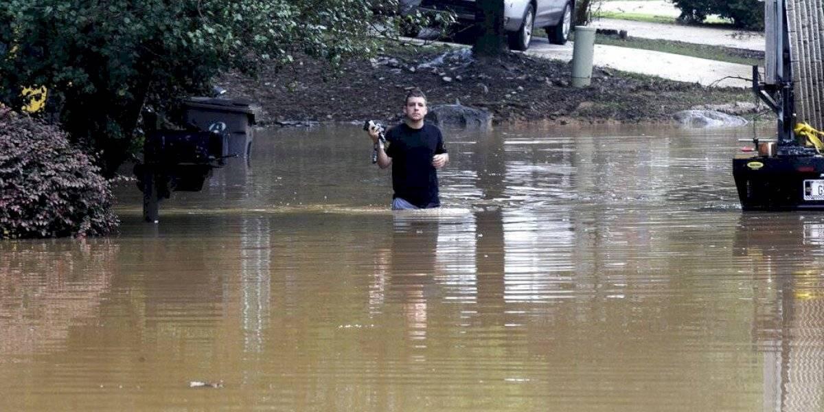Inundaciones repentinas dejan 4 muertos en Alabama