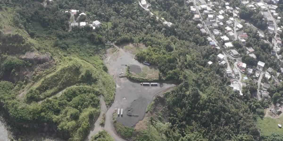 Buscan evitar construcción y operación de asfaltera en Guaynabo