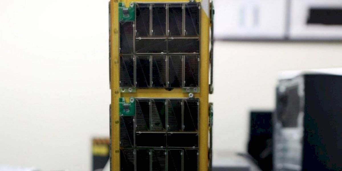 El 12 de octubre: Primer satélite boricua comenzará a orbitar el planeta Tierra