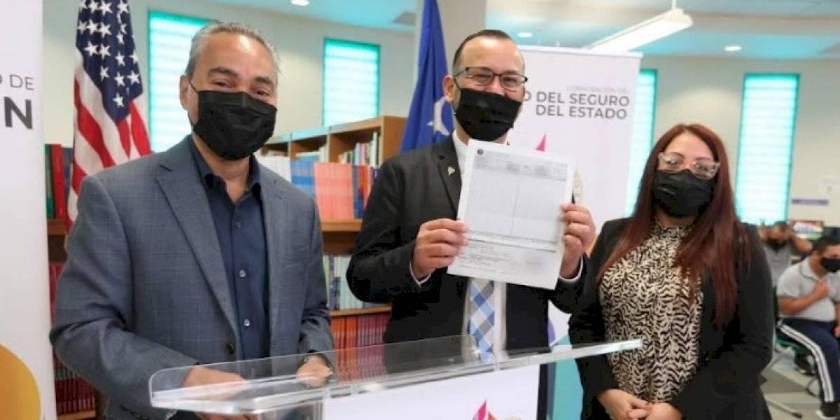 CFSE entrega aportación de $8.3 millones al Departamento de Educación