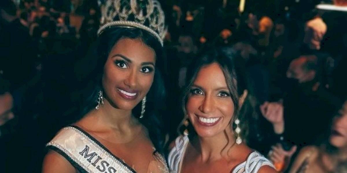 """""""Un latido te cambia la vida"""": Embarazada la ex Miss Puerto Rico"""