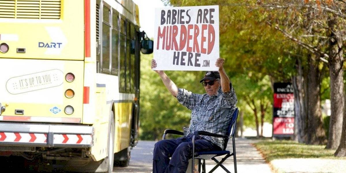 Texas se moviliza para reinstaurar ley sobre el aborto