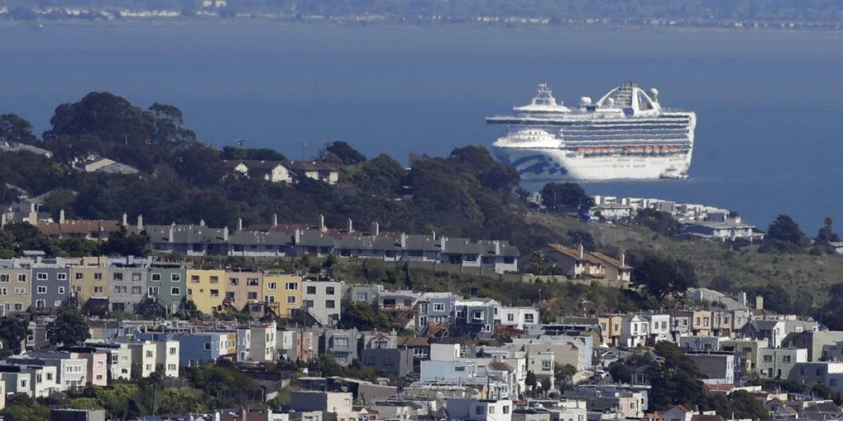 Cruceros regresan a San Francisco tras 19 meses de ausencia
