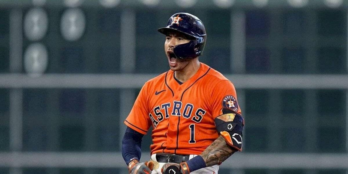 Correa impulsa dos carreras y los Astros aumentan ventaja en Serie Divisional de Liga Americana