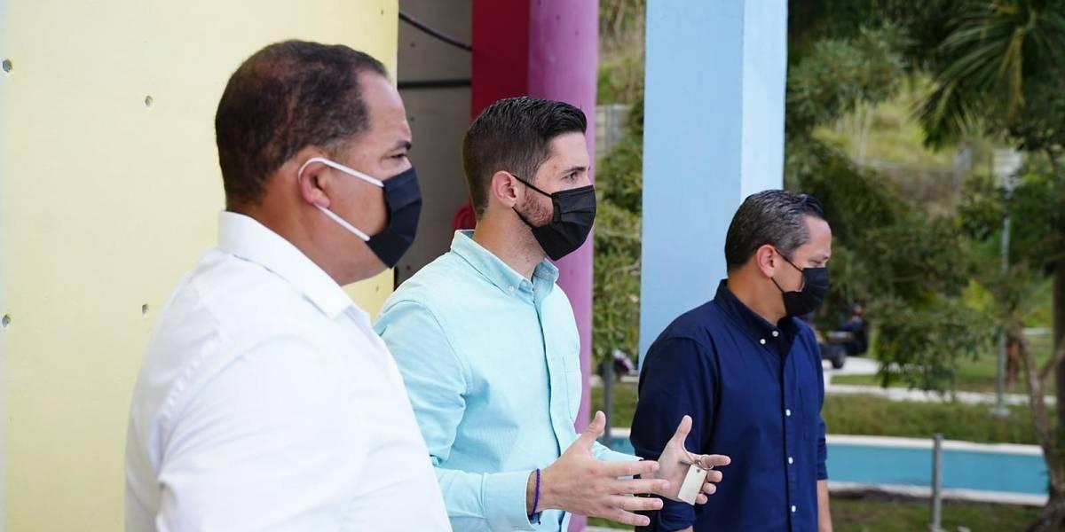 San Germán analiza propuestas de posibles compradores de parque acuático