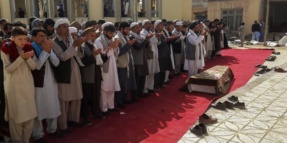 Talibán dice que no cooperará con Estados Unidos para contener a ISIS