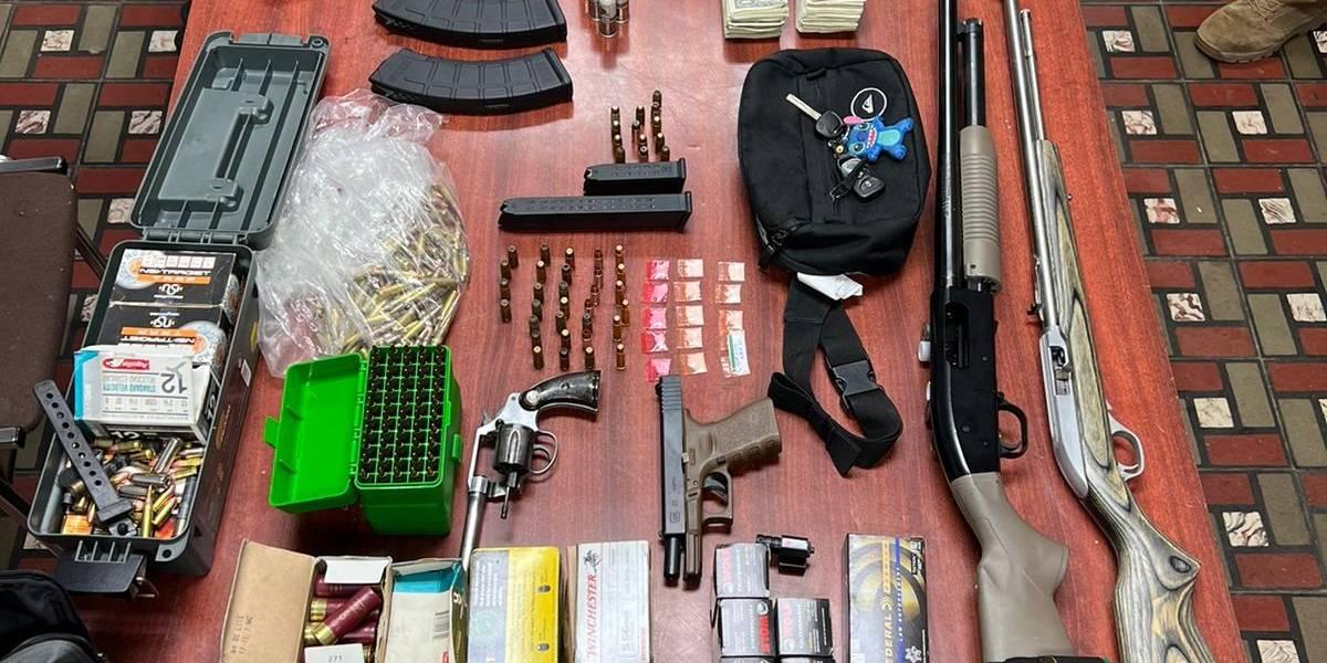 Un arrestado y dos negocios multados fue el saldo de un operativo realizado en el área oeste