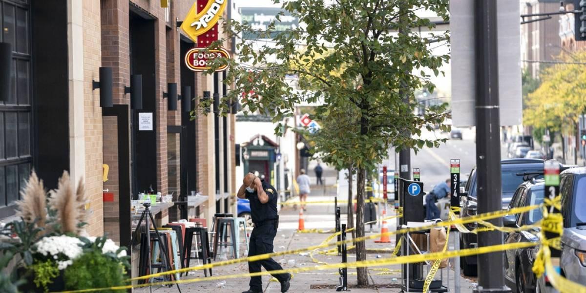 Tiroteo en bar de Minnesota deja 1 muerto y 14 heridos