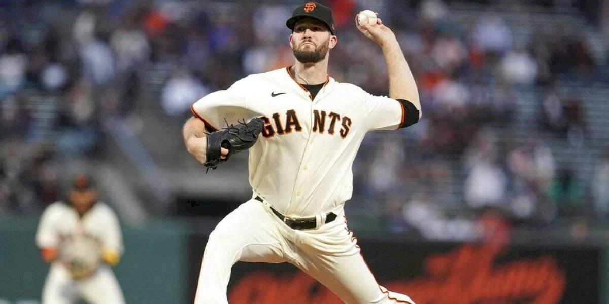 Gigantes optan por Wood en 3er juego ante Dodgers