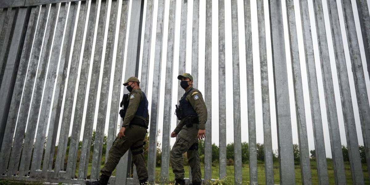 Grecia refuerza sus fronteras por temor a inmigración afgana
