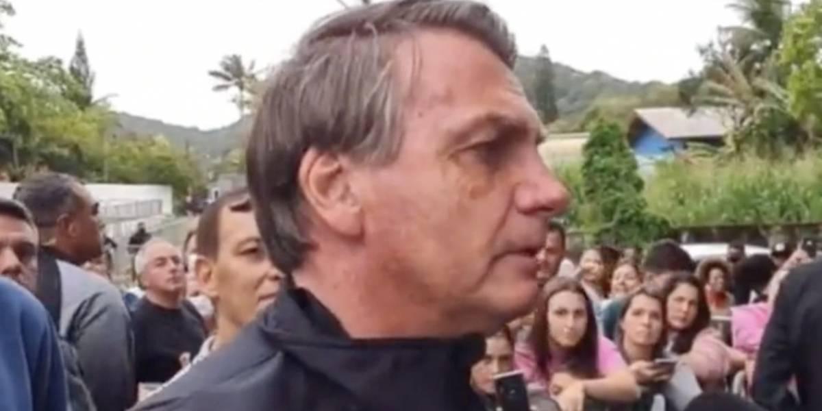 Niegan entrada al presidente de Brasil a estadio por no estar vacunado