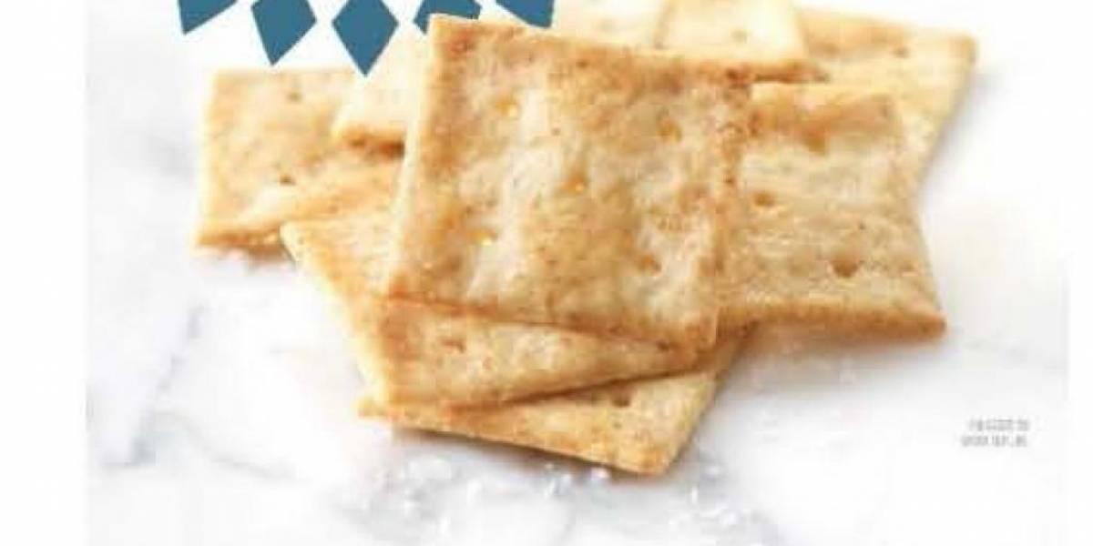 FDA anuncia el retiro de galletas en supermercados