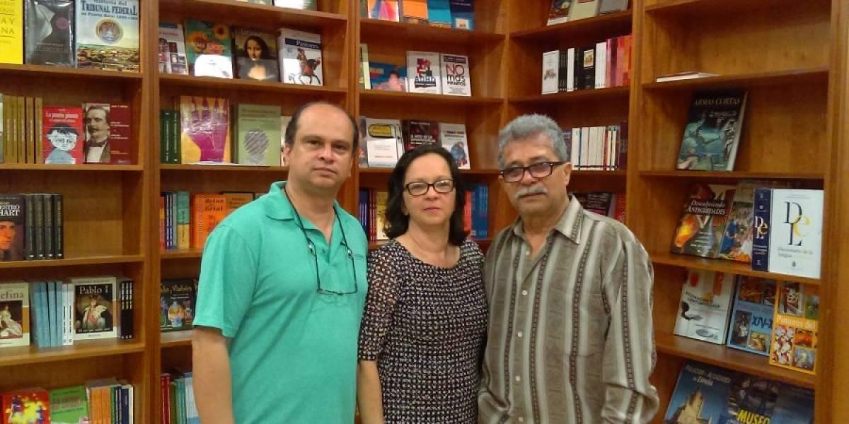 Muere librero Norberto González