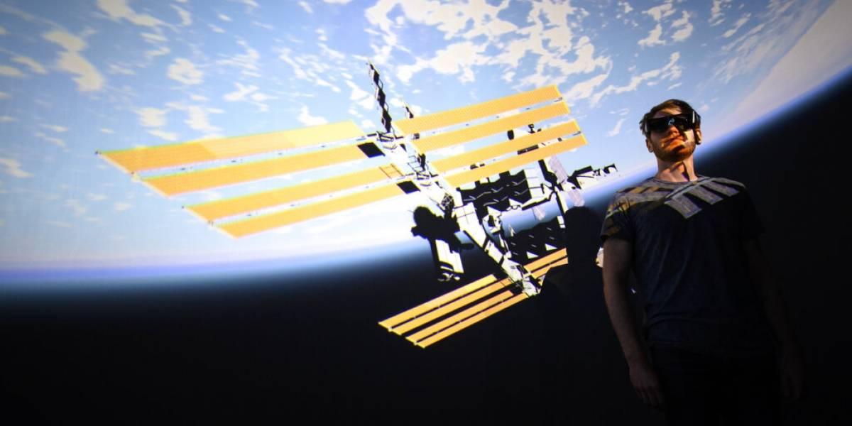 Lanzan 'software' de realidad virtual para recorrer el espacio