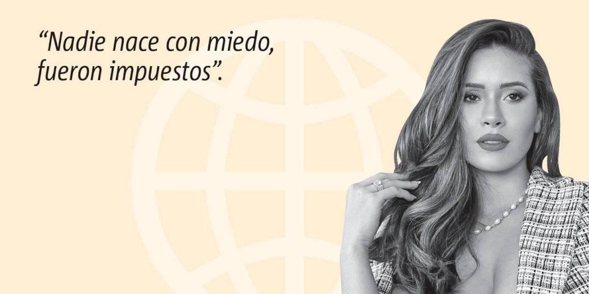 Opinión de Danna Hernádez: Tus miedos te mienten