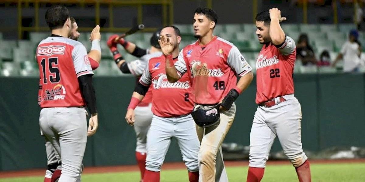 Salinas logra el último boleto semifinalista de la Doble A