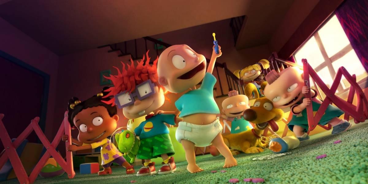 """La imaginación y la inocencia son protagonistas en la nueva versión de """"Rugrats"""""""