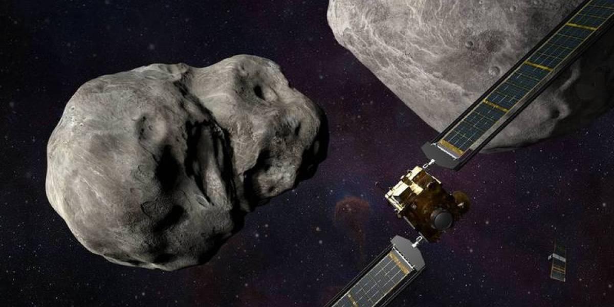 La NASA busca desviar meteoritos que amenacen con impactar la Tierra