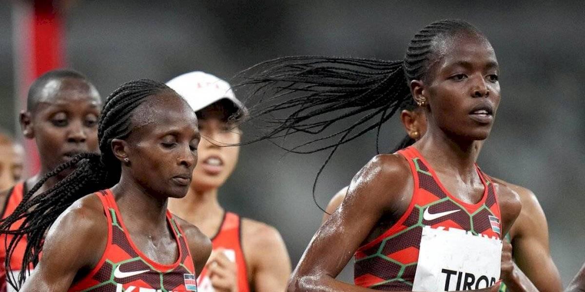 Hallan muerta a atleta olímpica keniata, buscan a esposo