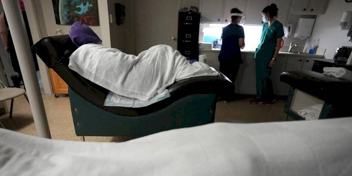 Mujeres de Texas viajan durante horas para someterse a abortos