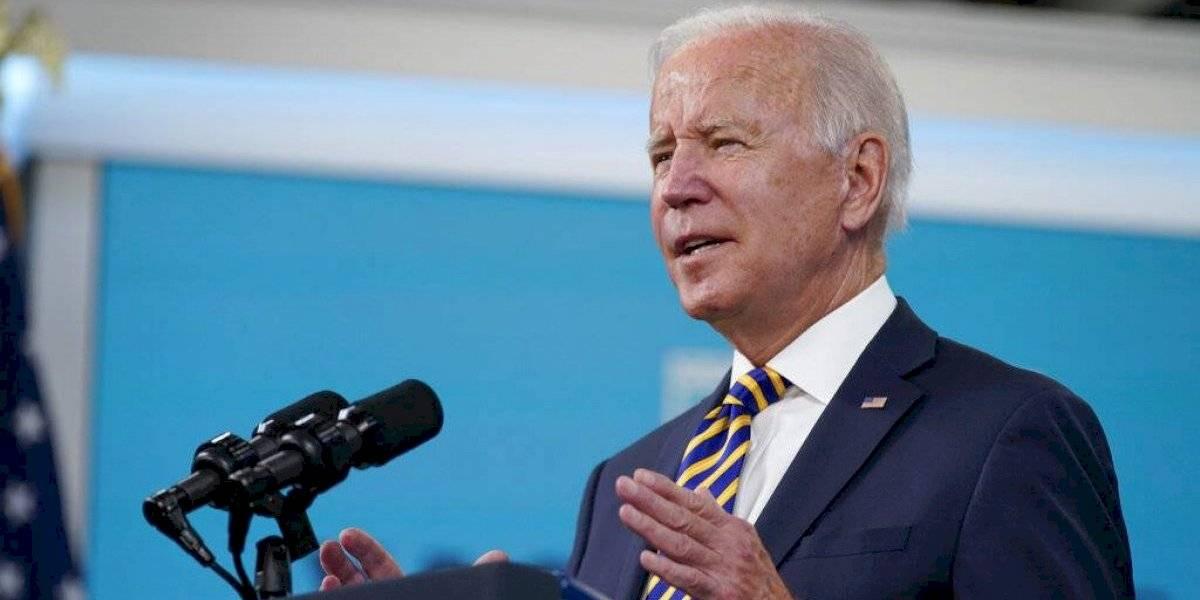Presidente Biden firma aumento al límite de deuda
