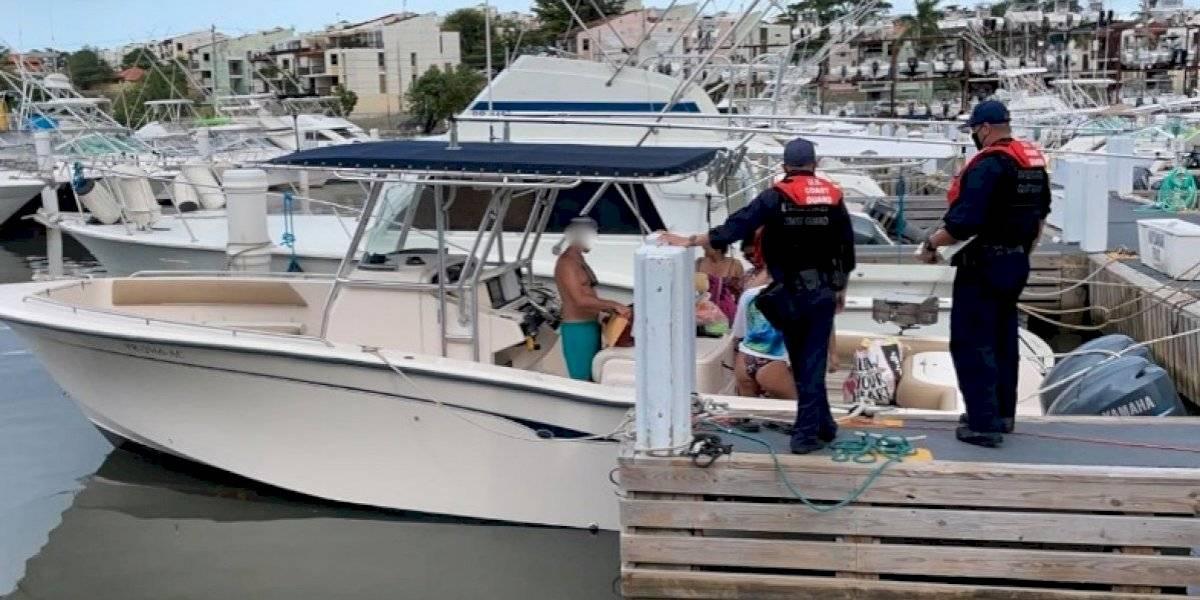 Guardia Costera anuncia esfuerzos en contra de las operaciones ilegales de embarcaciones