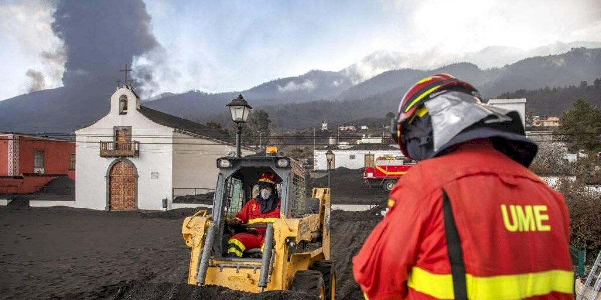 Isla de La Palma registra sismo más potente desde erupción de volcán
