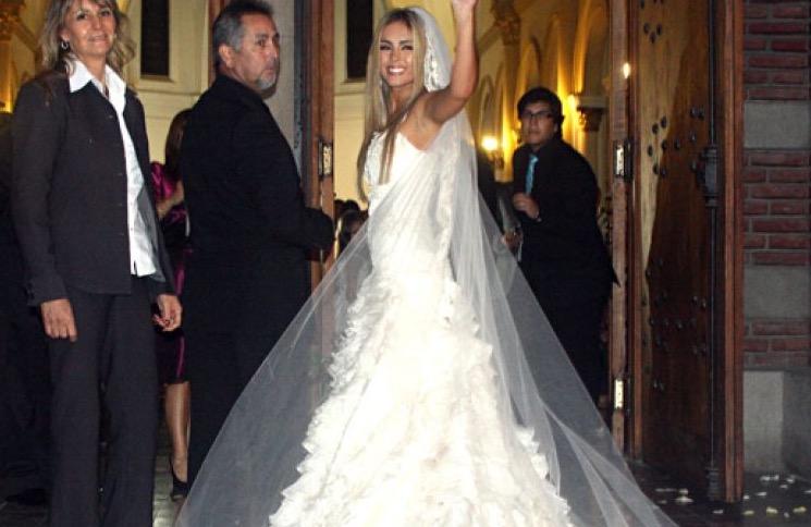 vestidos de novia de famosas chilenas – mini vestidos