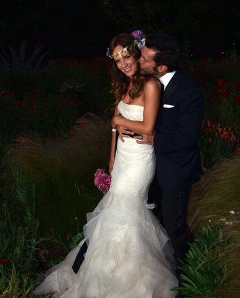 vestidos de novia: así se han casado nuestras famosas | nueva mujer